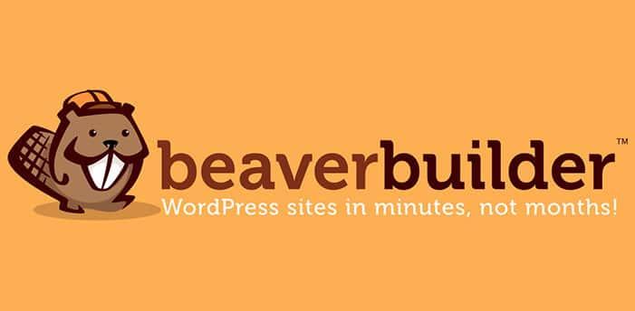 Med Beaver Builder lager du nettsted på minutter. Ikke måneder.