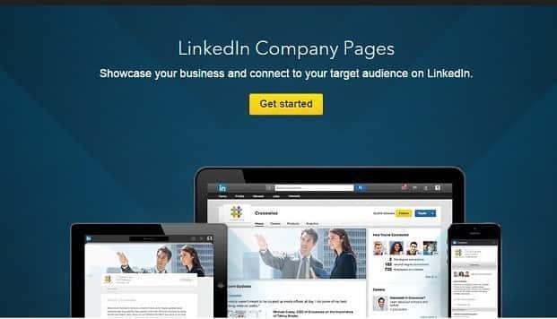 Bedriftsprofil på LinkedIn bedrer forbedrer synligheten på Google