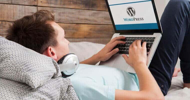 Nettsted wordpress webhotell