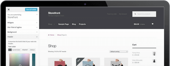 WooCommerce er perfekt for deg som har en fysisk butikk og vil komplettere med en virtuell butikk.